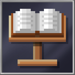 Book Podium