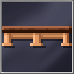 Temple Stone Bench