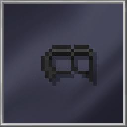 Black Domino Mask
