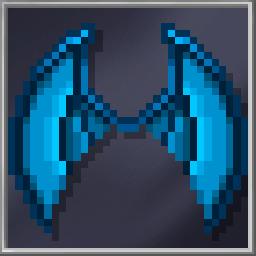Blue Dragon Wings