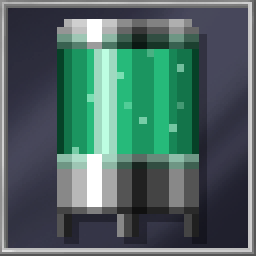 Glowing Container