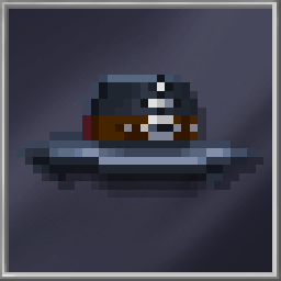 Witch Hunter Hat