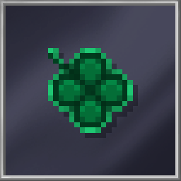 Leaf Knight Shield