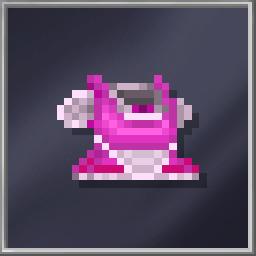 Pink Maid Dress