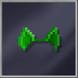 Green Cat Ears