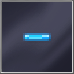 Blue Glowstick
