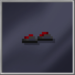 Tribal Orc Shoes