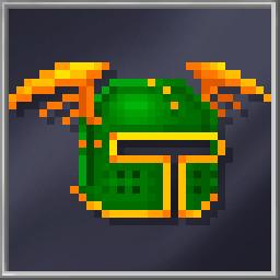 Emerald Helmet
