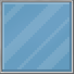 Blue Glass Tile