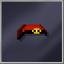 Red Silk Cap
