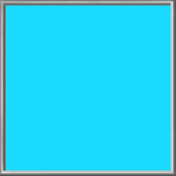 Pixel Background - Cyan