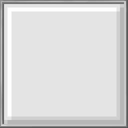 Pixel Block - White