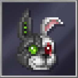 Bunnynator Mask