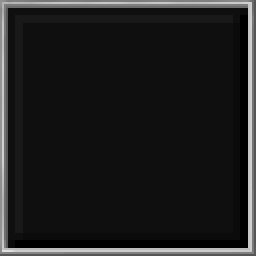 Pixel Block - Black