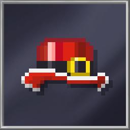 Xmas Top Hat