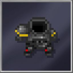 Black PWR Armor