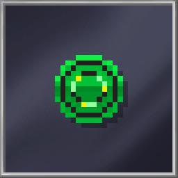 Green Bouncer Shield