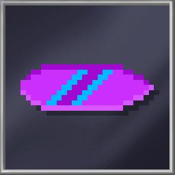 Purple Surfboard