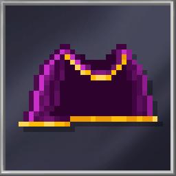 Purple Hero Cape