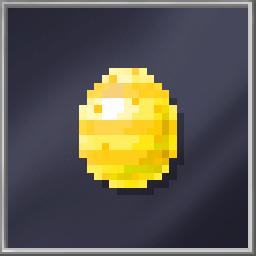 Yellow Royal Egg