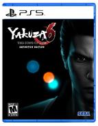 Yakuza 6 -Definitive Edition-