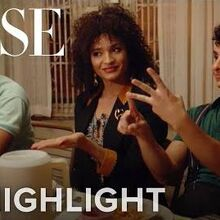 Pose Season 2 Ep. 1 Family Dinner Highlight FX