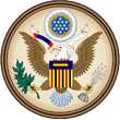Great Seal of United States of JBR