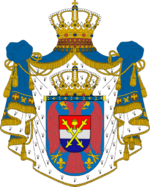Coat of Arms of the House von Holt