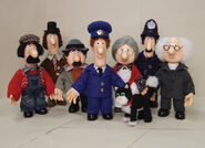 Postman pat cast