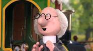 Reverend Timms Runaway train