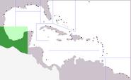 Caribbean New Spain (Region)
