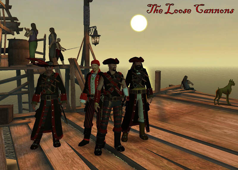 The Loose Cannons, Pirates beyond Redemption