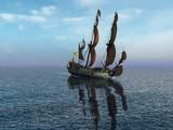 'Triton' Interceptor Frigate