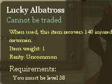 Lucky Albatross