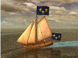 'Medway' Longboat