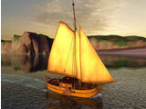 'Zuiderzee' Yacht