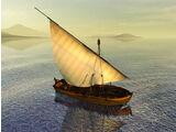 'Trusty' Longboat