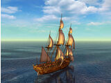 'Hermes' Packet-Boat (Fallback)