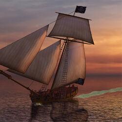 'Bermuda' Sloop