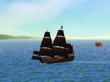 'Treason' Pirate Flagship