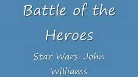 Star Wars III - Battle of the Heroes