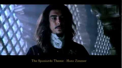 Pirates of the Caribbean On Stranger Tides - expanded score The Spaniards Theme