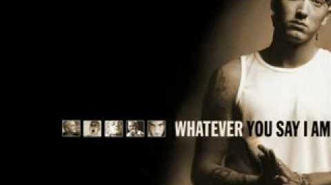 Eminem - The Way I am ( Uncensored )