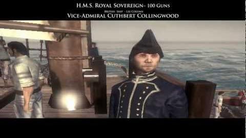 The Alternate Battle of Trafalgar - Fortune Favors the Bold - Napoleon Total War