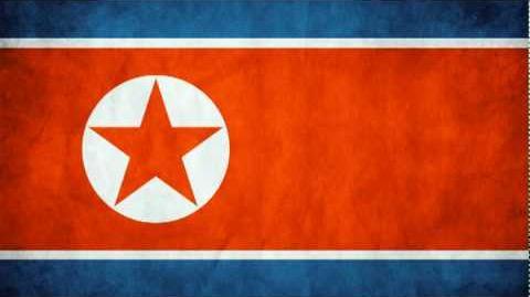 Aegukka - North Korea National anthem Vocal