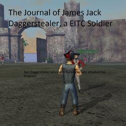 The Autobiographies of Jack Daggerstealer