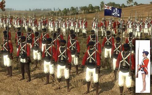 Empire Total War EIC company