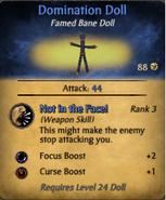 Domination Doll
