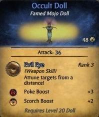OccultDoll