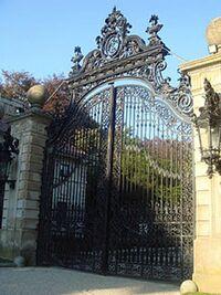 Goldtimbers Main Gate